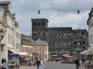 Trier is the oldest city in Germany and is surrounded by great bicycling paths