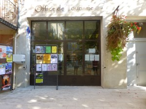 Office of Tourism in Caromb