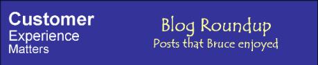 Bruce\'s Blog Roundup