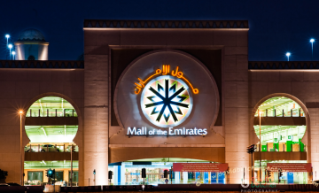 Mall of the Emirates Source:( http://alldubai.ae/dubai/mall-of-the-emirates-luxury-shopping-malls-in-dubai/)