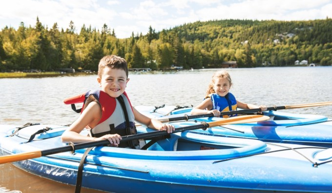 Things to Do in Rangeley, Maine, kayaking
