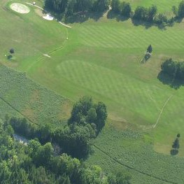 Aerial view of Mingo Springs GC