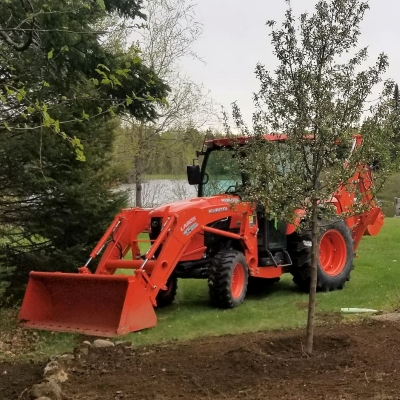 Power Landscaping Caretaking, Rangeley Lake, Maine