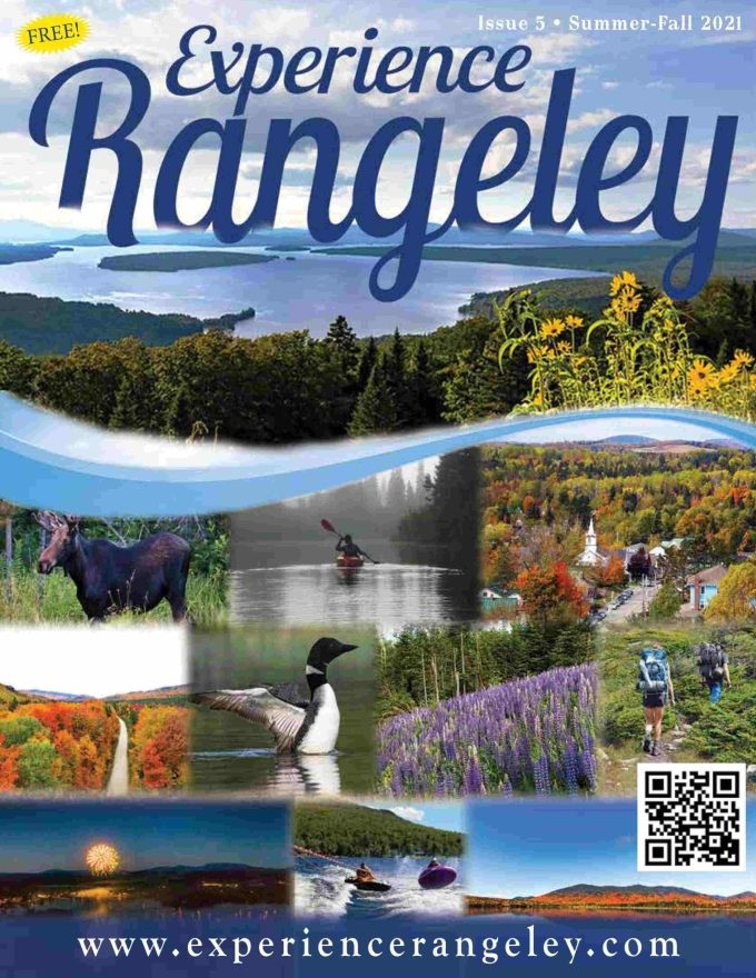 Experience Rangeley Cover Summer 2021