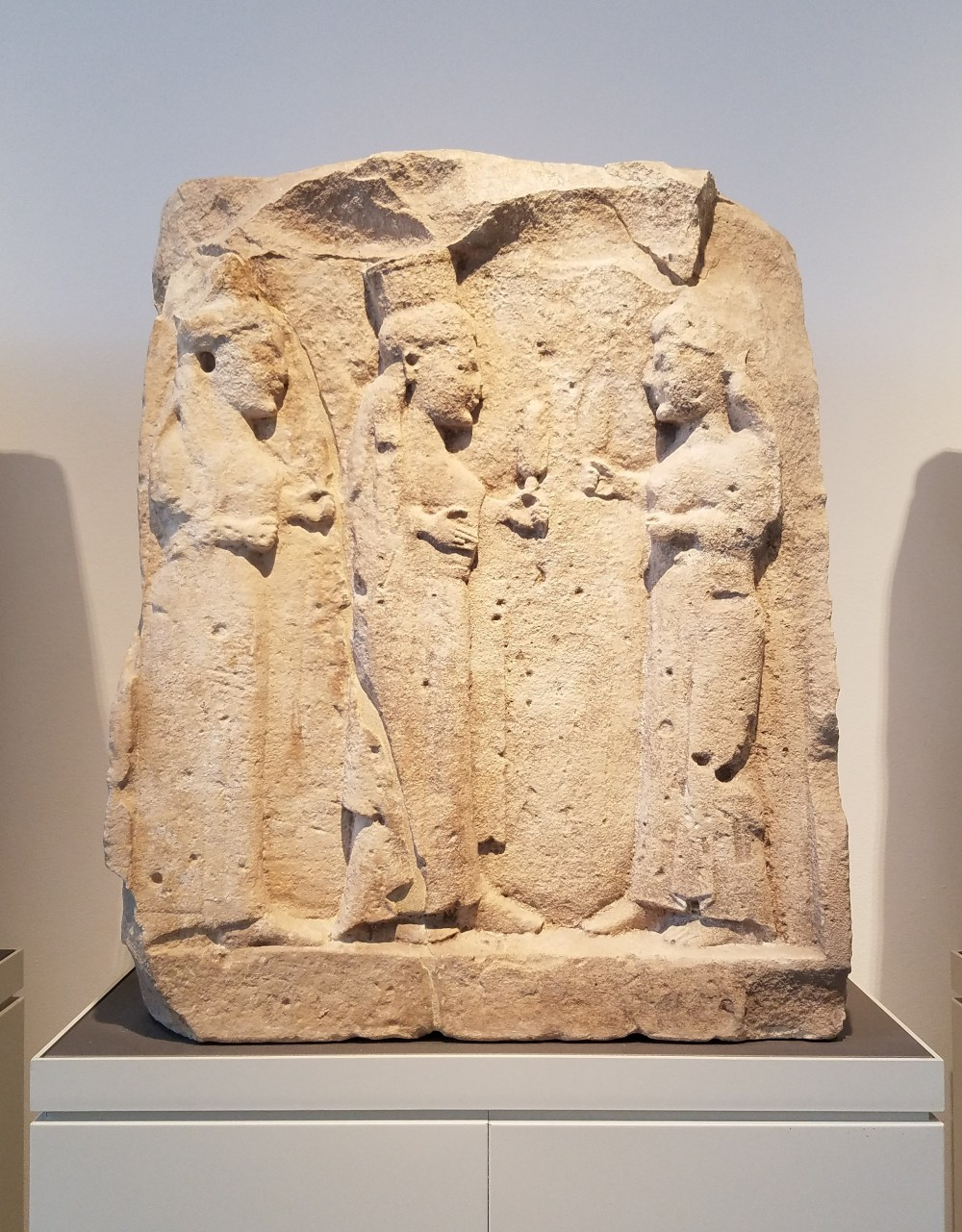 Selinunte-Metope-Kore-Persephone
