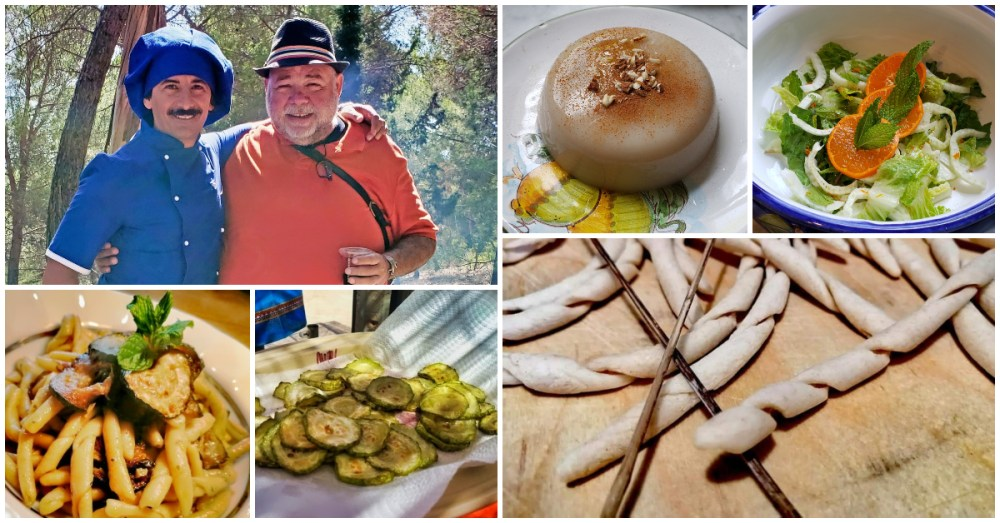 Experience Sicily Cooking Class with Chef Giuseppe Sciurca and Chef Nino Elia
