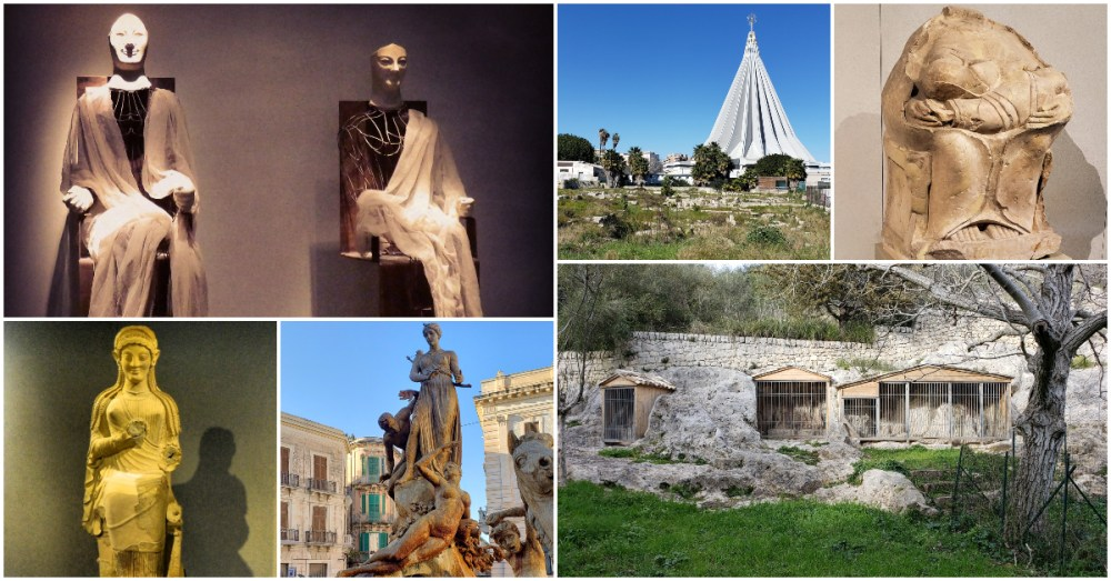 Myths and Mysteries of Sicily East Images