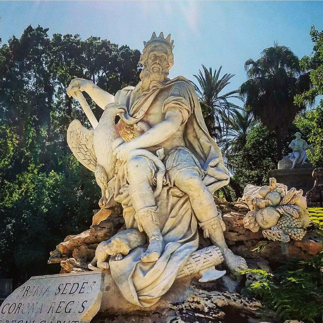 52 Reasons to Love Sicily   #22. Strolls Through Public Gardens