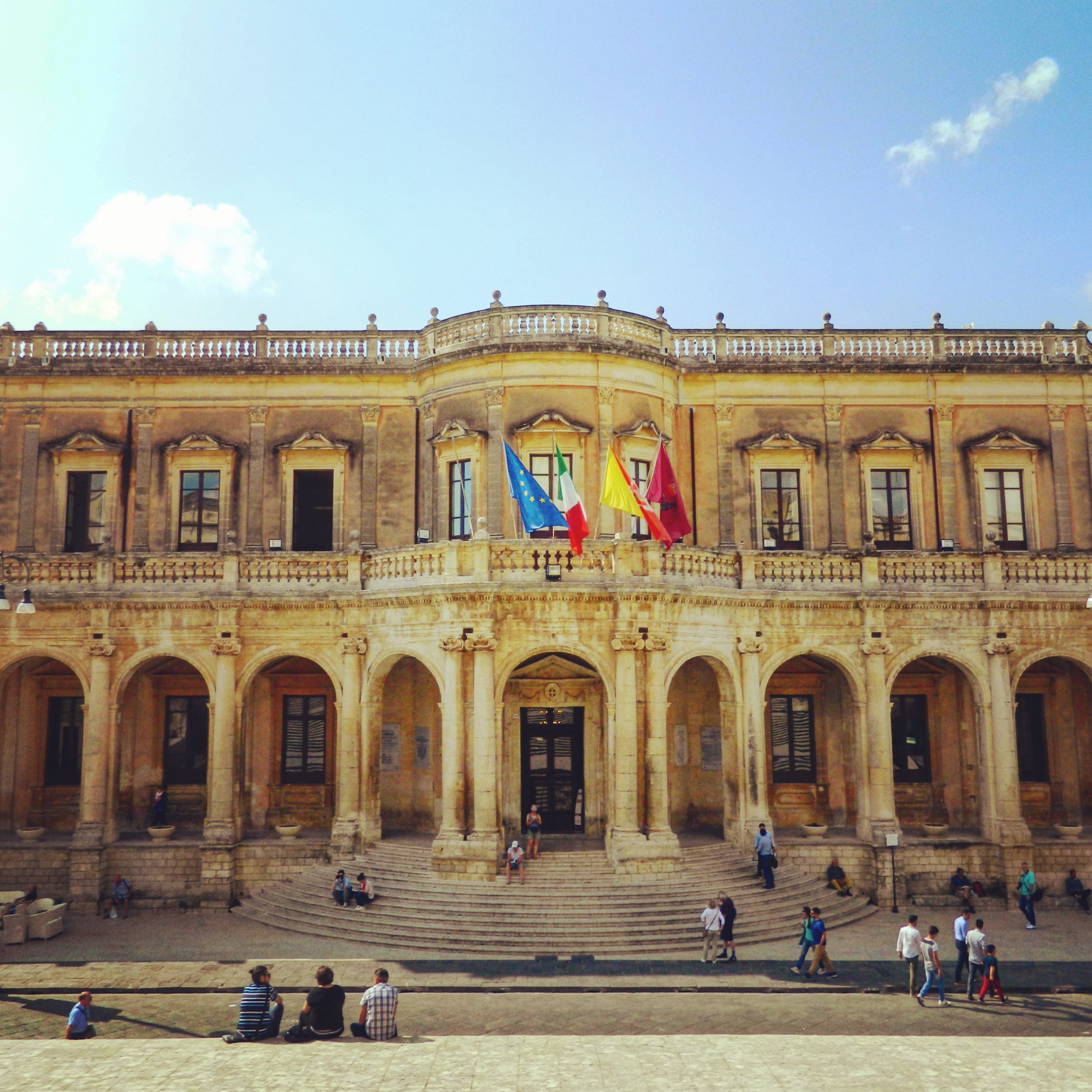 52 Reasons to Love Sicily   #41. European Grandeur and Stateliness