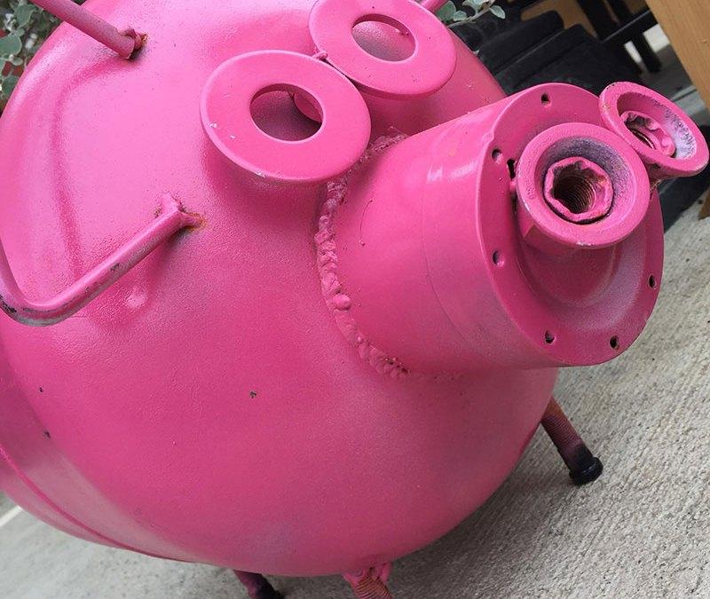 Back Alley Pig