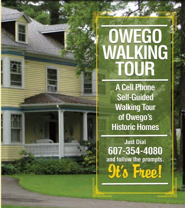 Historic Owego Walking Tour