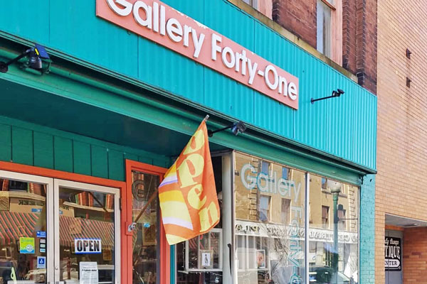 Gallery Forty-One