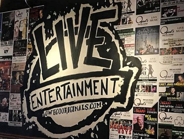Original's-Bar-and-Lounge-Owego-Tioga-County-NY-Live-Music-Wall