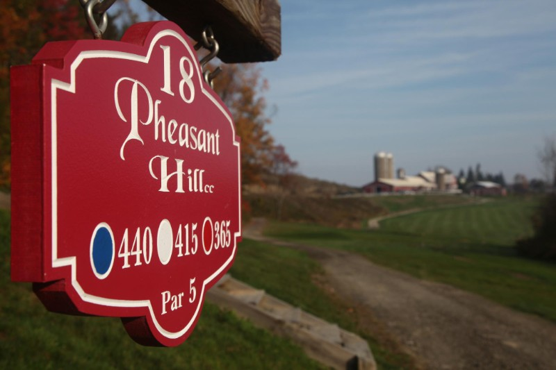 Pheasant Hill Country Club