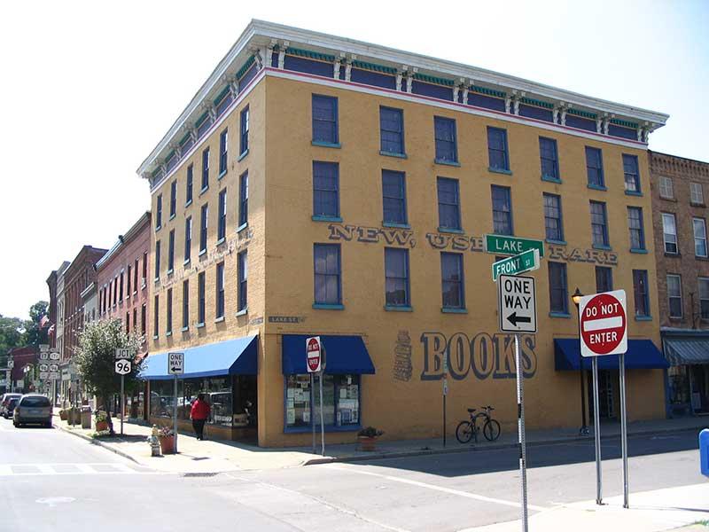Riverow Bookshop