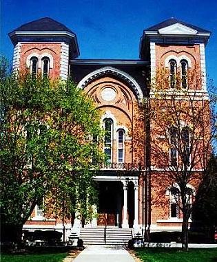 Owego's Courthouse Square