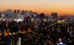 Free panoramic view of Tokyo from Bunkyo Civic Center