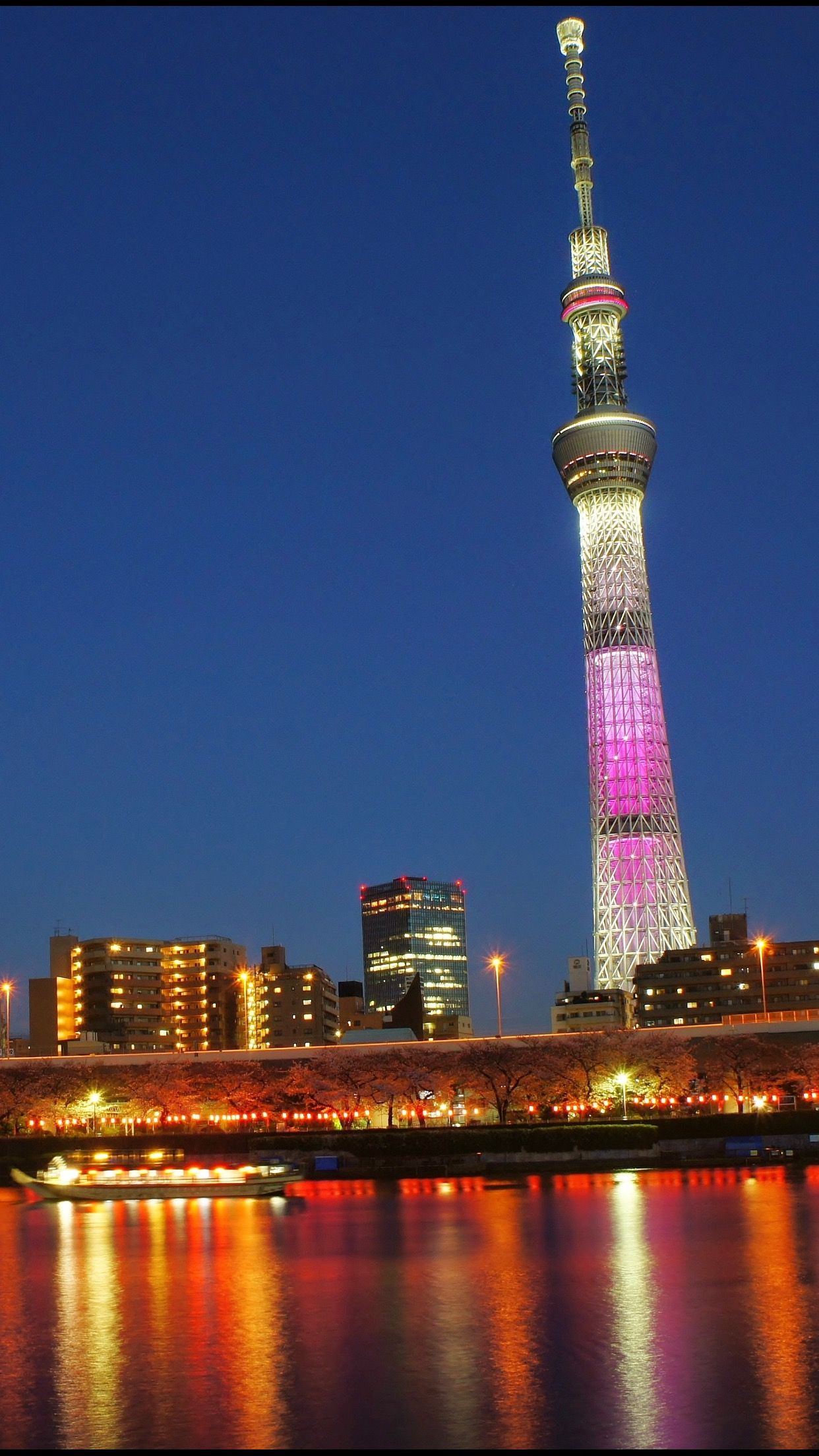 Wallpaper Tokyo Skytree Wallpaper Collection Iphone 66s Plus