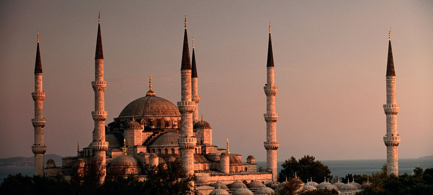 Estambul, Mezquita Azul.