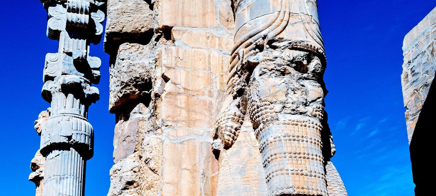 Puerta de Todas las Naciones, Persépolis.