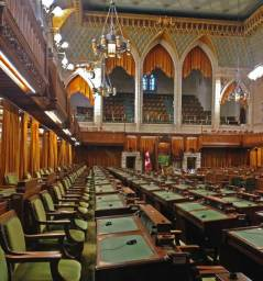cámara comunes parlamento
