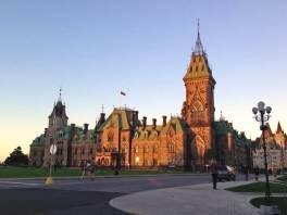 Edificio del gobierno Canada