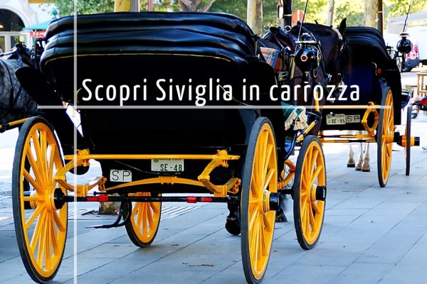 Tour di Siviglia in carrozza