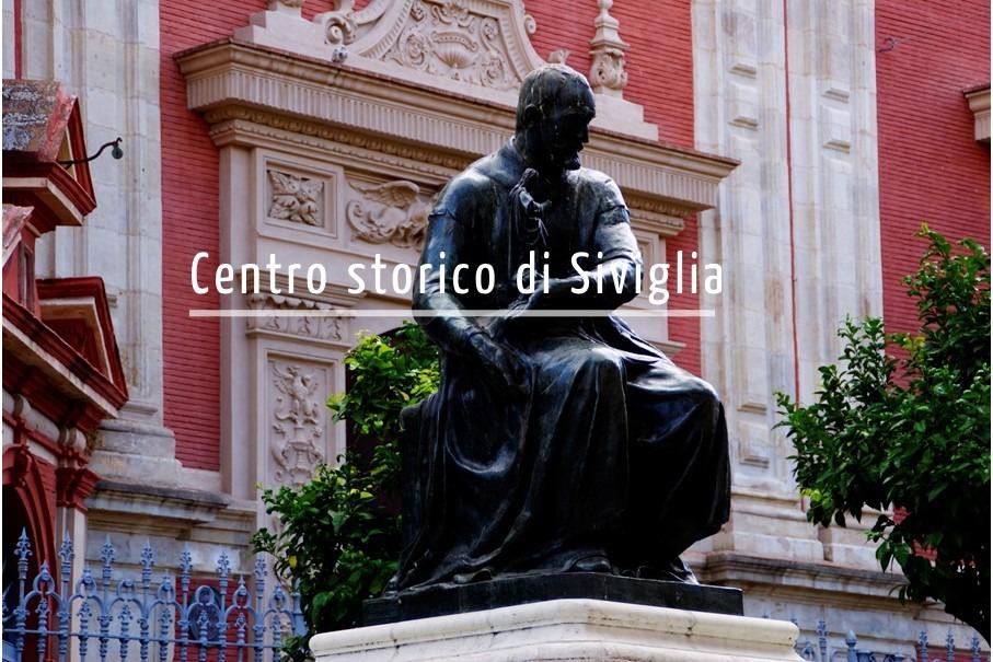 Tour per il centro storico di Siviglia