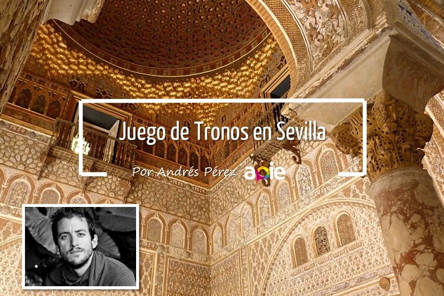 Juego de tronos en Sevilla