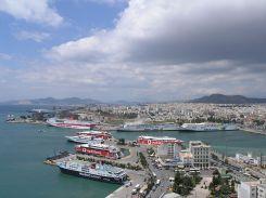 Porto de Atenas