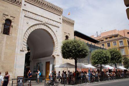 Mercado Central de Atarazanas in Málaga