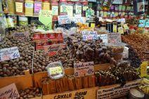 auf dem Markt in Málaga