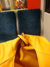 Der kleine Rucksack geht auf große Reise...