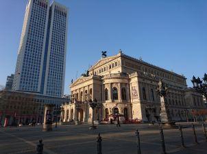 Kurze Stippvisite in Frankfurt am Main