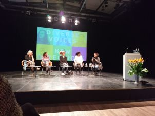 Diskussionsrunde: Can Creative Writing be Taught? at #BritLitBerlin