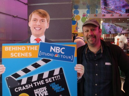 The NBC Studio Tour