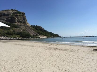 The beach at Anantasila