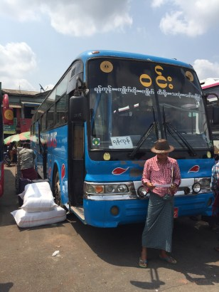 The un-luxurious bus
