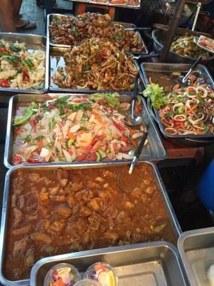 Yum; Northern Thai food