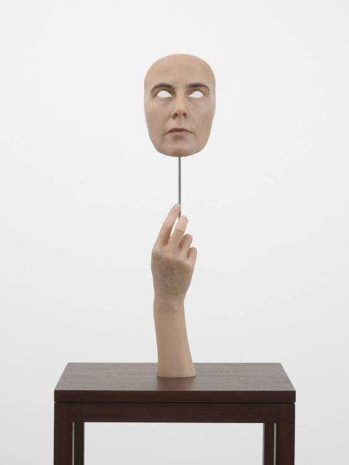 maureen-paley-gillian-wearing-artwork-me-as-mask-2013