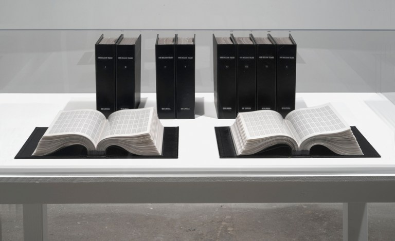 on-kawara-install-books-2-copy