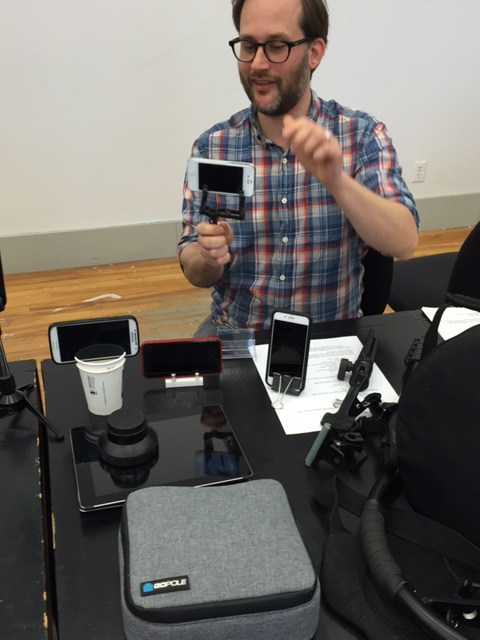 DIY Tripods for your Phone