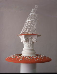 Mushrooms and Contemporary Art