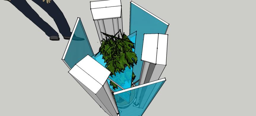 Space Terrarium Prototype mk1
