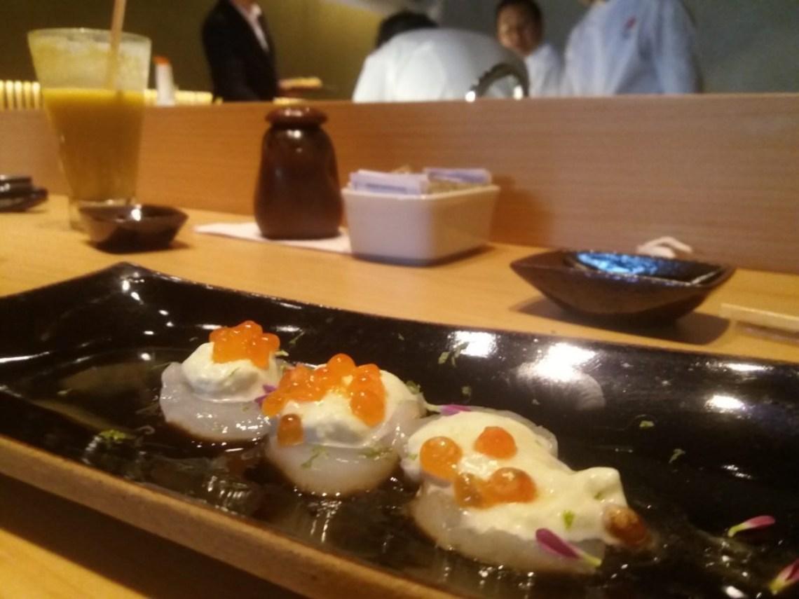 thatote- ussuzikuri-vieira-sawey-cream-wasabi-ovas-salmao-toro-sushi