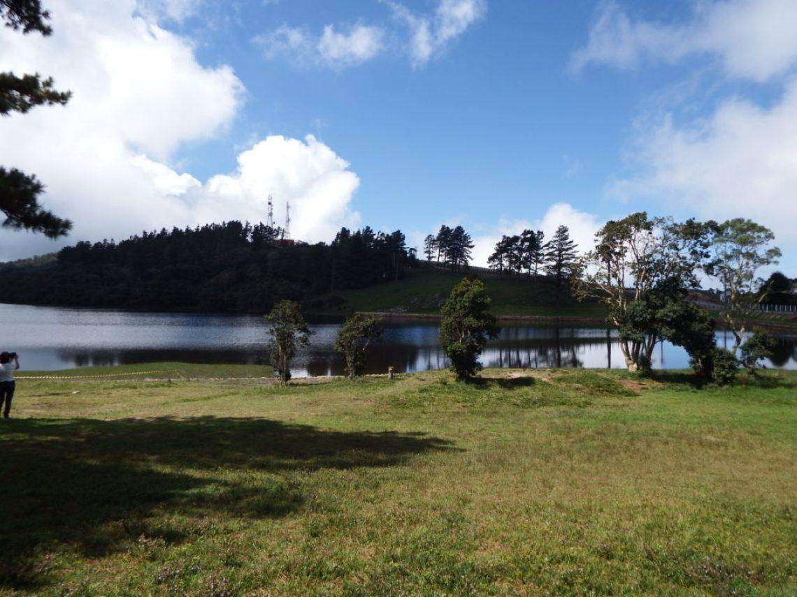 Lago do Pico do Itapeva Foto: ExperiMenteSP