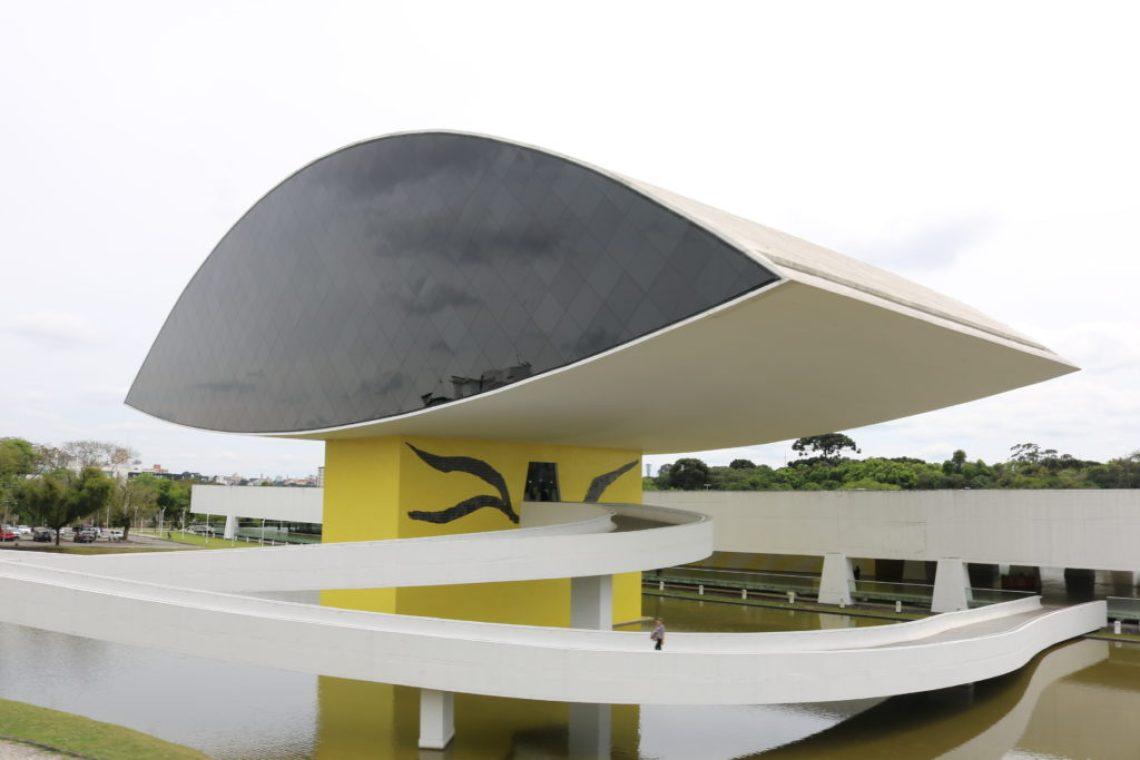 Museu Oscar Niemeyer - Foto: ExperiMenteSP