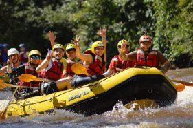 Rafting - Foto: EcoAção