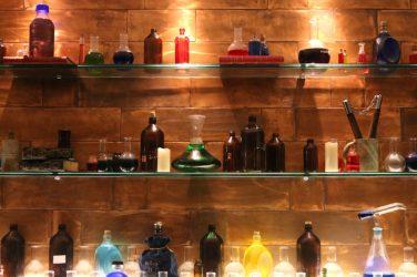 Bebidas e Pocões - Foto: ExperimenteSP