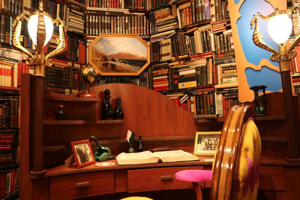 Biblioteca - Foto: ExperimenteSP